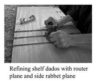 Router-plane